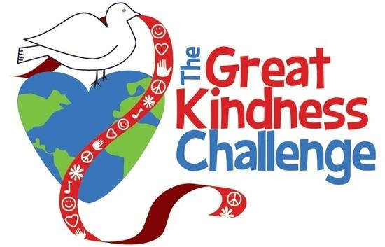 Dater School will celebrate The Great Kindness Challenge from January 29-February 1