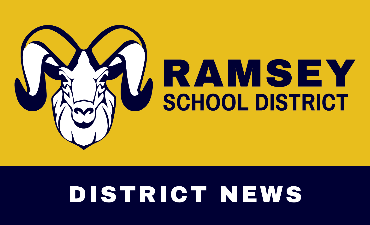 Ramsey Schools Closed starting Monday, March 16, 2020