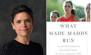 What Made Maddy Run book cover