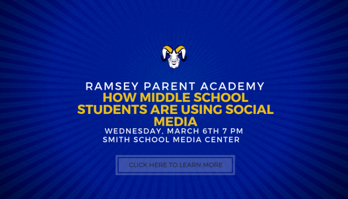 Parent Academy - How Middle School Students are Using Social Media