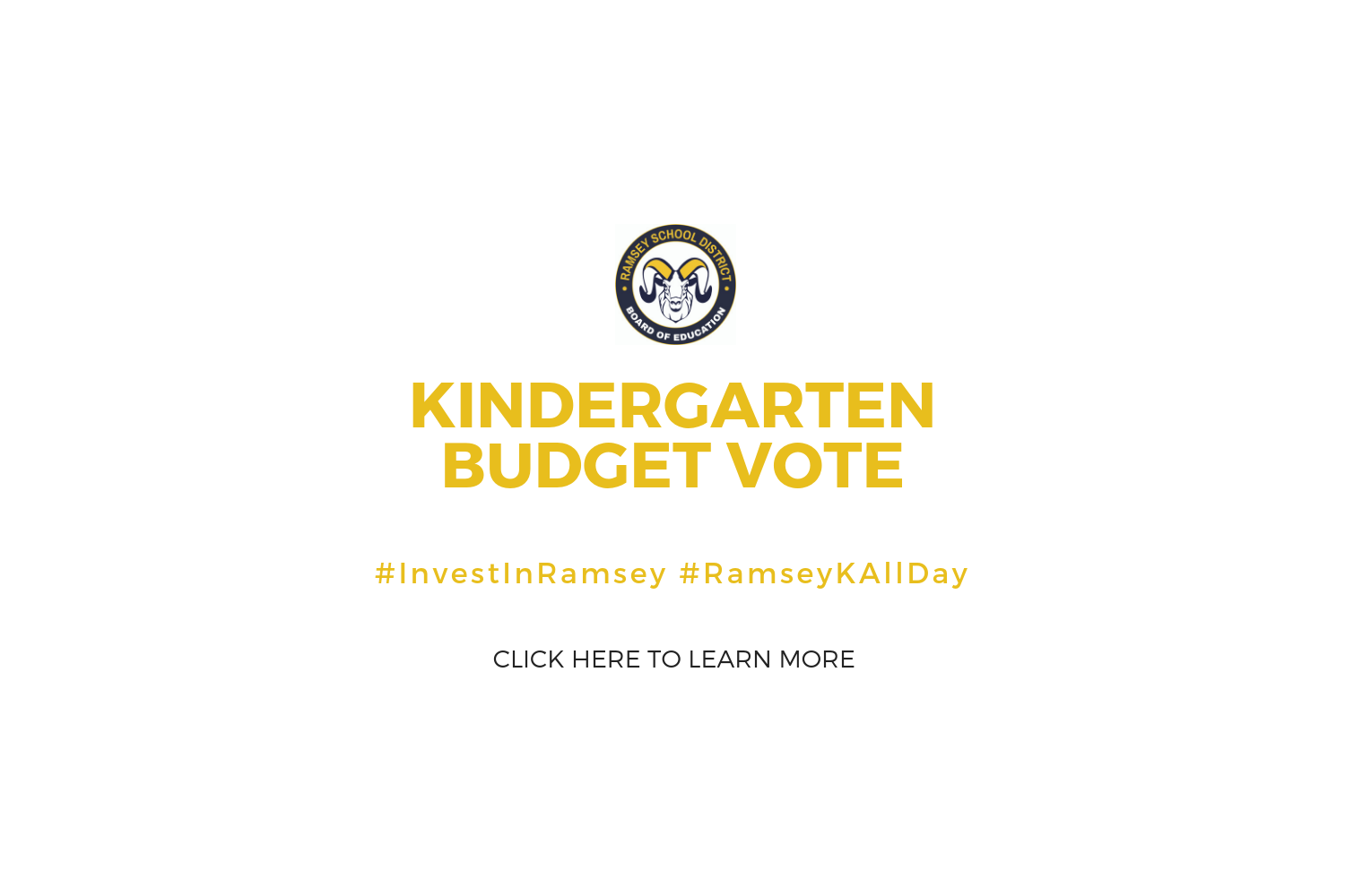 Ramsey School District / District Homepage